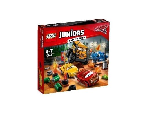 LEGO® Juniors Гонка Сумасшедшая восьмерка 10744