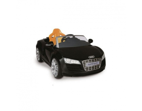 Детский электромобиль Geoby Audi R8 Spyder W458QG-A01 Black