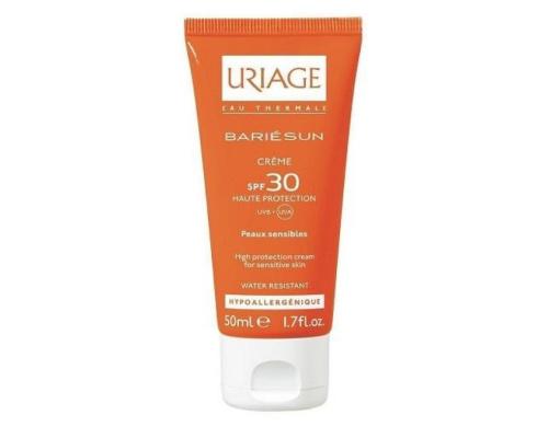 Солнцезащитный крем Uriage BarieSun SPF30 50 мл