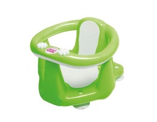 Сидение для ванны OK Baby Flipper Evolution c термодатчиком, салатовый (37994440)