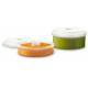 Аксесуары для хранения еды к Пароварке-блендеру Philips Avent, 120 мл и 240 мл, 2 шт. (SCF876/02)