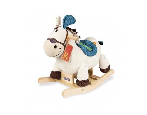 Лошадка-качалка Battat Родео Пони Банджо, бежевый (BX1512Z)