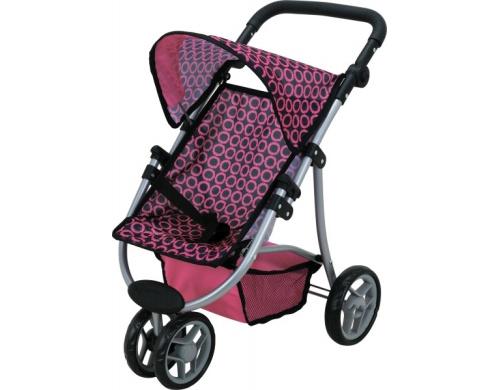 Прогулочная коляска для кукол Catrin