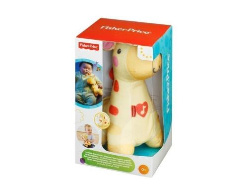 Мягкая игрушка-ночник Fisher-Price Жираф BFH65