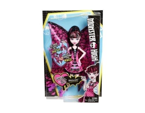 Кукла Monster High Улетная Дракулаура, 26 см