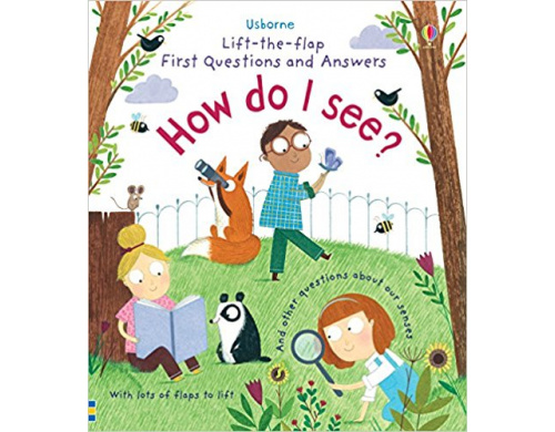 Детская книга с окошками  Lift-the-Flap First Questions & Answers: How Do I Times Tables (9781474917926)