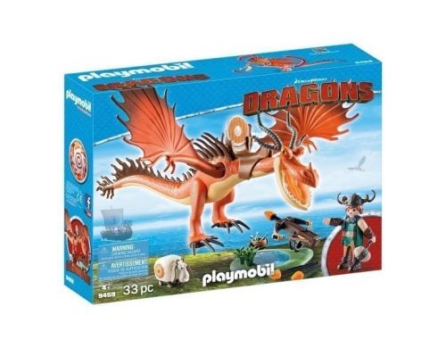 Сморкала и Кривоклык Playmobil