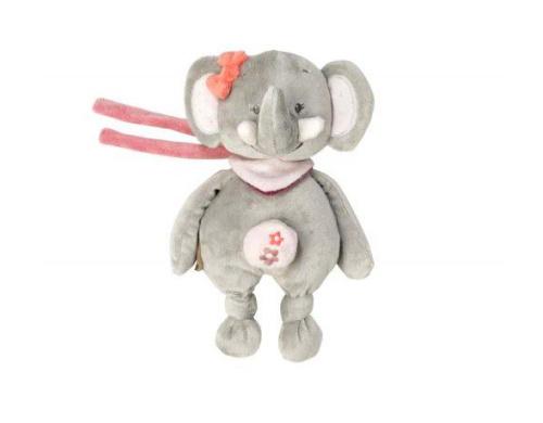 Детская мягкая музыкальная игрушка Nattou Адель и Валентина Адель (424080)